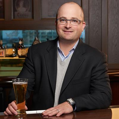Peter Marino, President of Emerging Growth, Molson Coors -