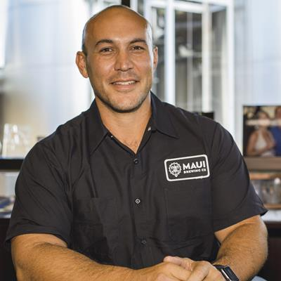Garrett Marrero, Founder & CEO, Maui Brewing Co. -