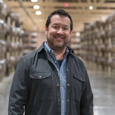 Todd Ahsmann, President, Goose Island Beer Company -