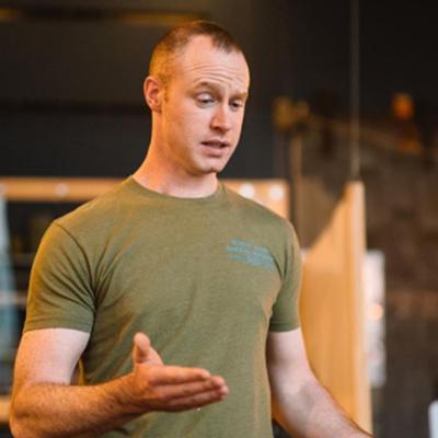 Phillip Bates, Production Coordinator, Night Shift Brewing -