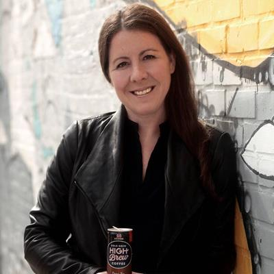 Mari Johnson, CMO, High Brew Coffee -