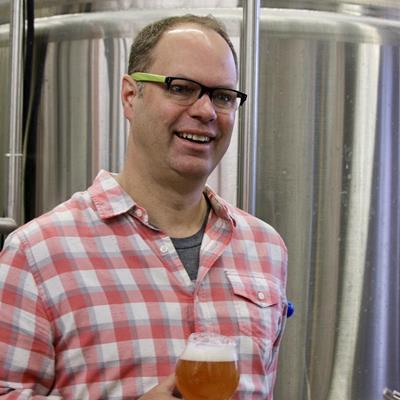 Christian McMahan, President, Wachusett Brewing Company - Brew Talks NBWA 2017