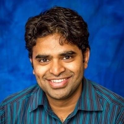 Rajesh Potineni, PhD, MBA, Vice President RD&A, Taste, Kerry -