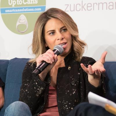 Jillian Michaels, Health & Wellness Expert, - BevNET Live Summer 2016