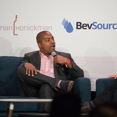 Jomaree Pinkard, Co-Founder, Hella Co. - BevNET Live Winter 2018