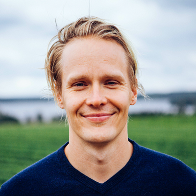 Tero Isokauppila, Founder, Four Sigmatic -