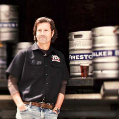 David Walker, Co-Founder, Firestone Walker - Brew Talks CBC 2017
