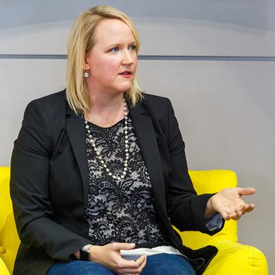 Deb Hannah, Director, Retail Brand Partnerships, Starbucks - NOSH Live Winter 2019