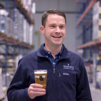 Brian Murphy, General Manager, Massachusetts Beverage Alliance - Brew Talks CBC 2017