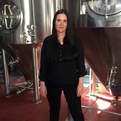Jacqueline Warner Garman, Co-Owner and Psychotherapist and Owner of Deep Dive Life, Hidden Springs Ale Works -