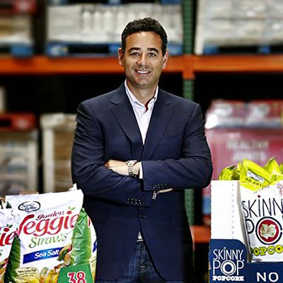 Jason Cohen, Founder/Co-CEO, Halen Brands -