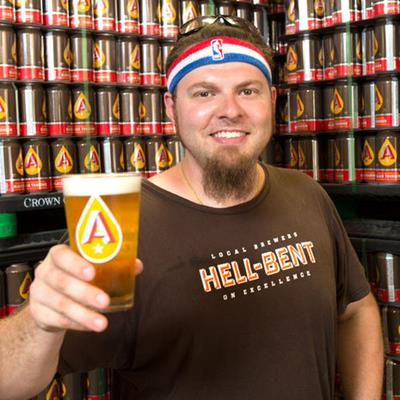 Adam DeBower, Co-Founder, Austin Beerworks -