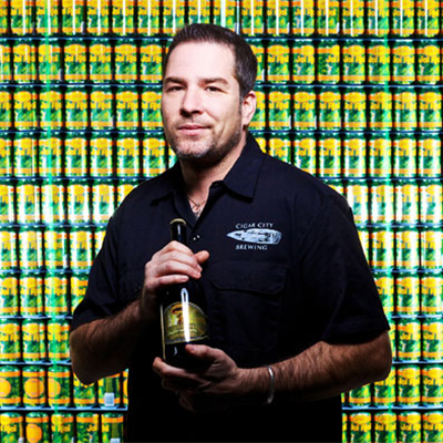 Joey Redner, Founder, Cigar City Brewing - Brew Talks Tampa 2016