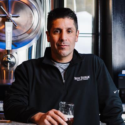 Carey Falcone, Co-Founder, New Realm Brewing Company - Brewbound Live Winter 2019