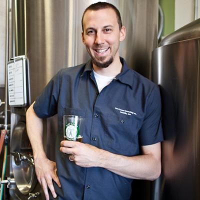 Joel VandenBrink, Founder, Two Beers Brewing & Seattle Cider -