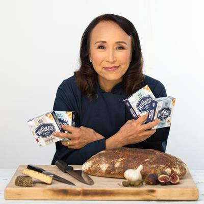 Miyoko Schinner, Founder and CEO, Miyoko's Creamery -
