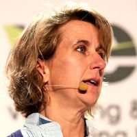 Kathryn Peters, EVP Business Development, SPINS - BevNET Live Winter 2014