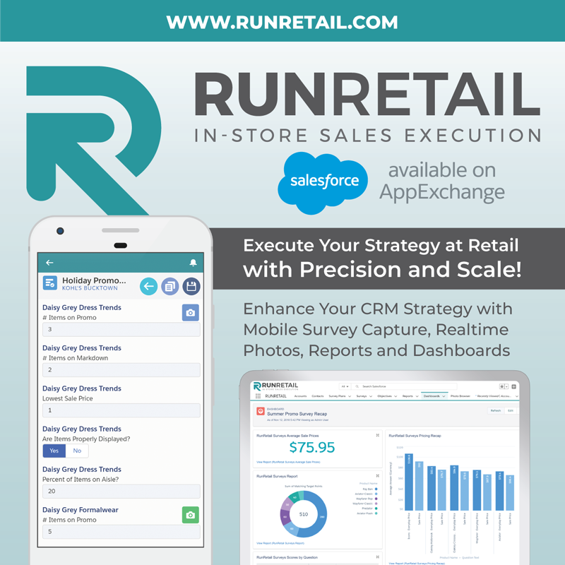 RUNRETAIL by GreatVines - sponsoring BevNET Live Winter 2018