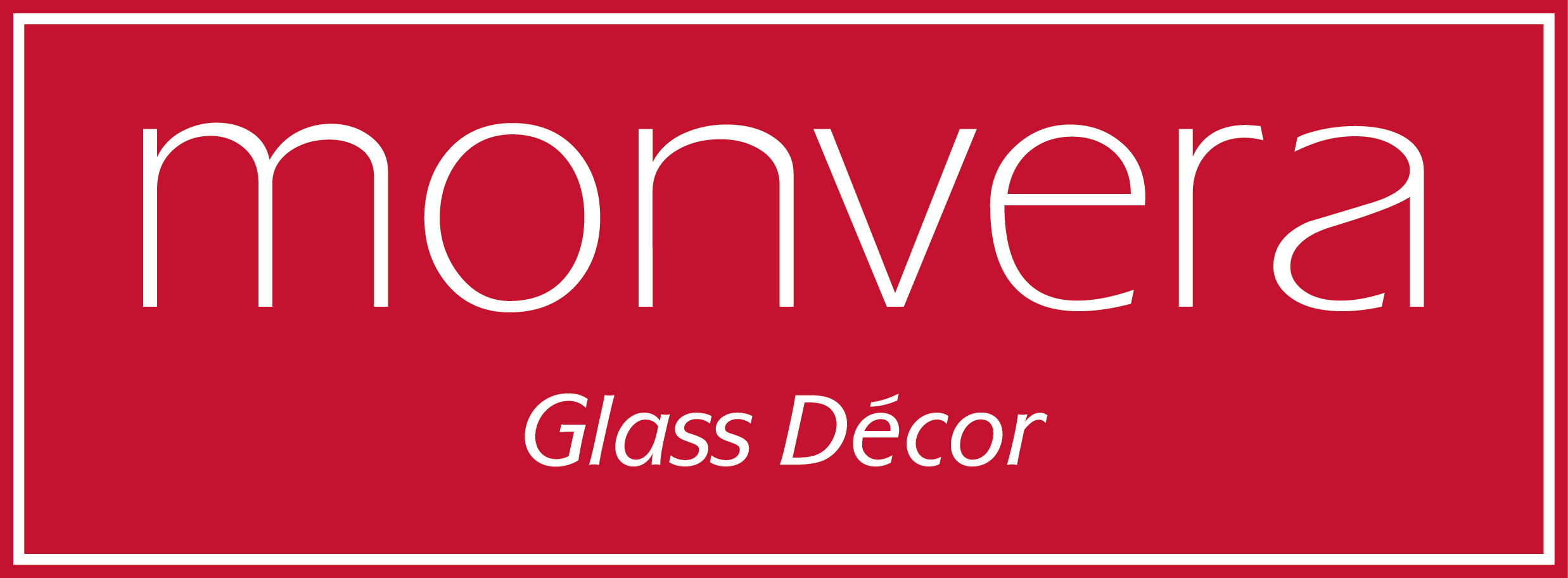 Monvera Glass Décor - sponsoring BevNET Live Winter 2018