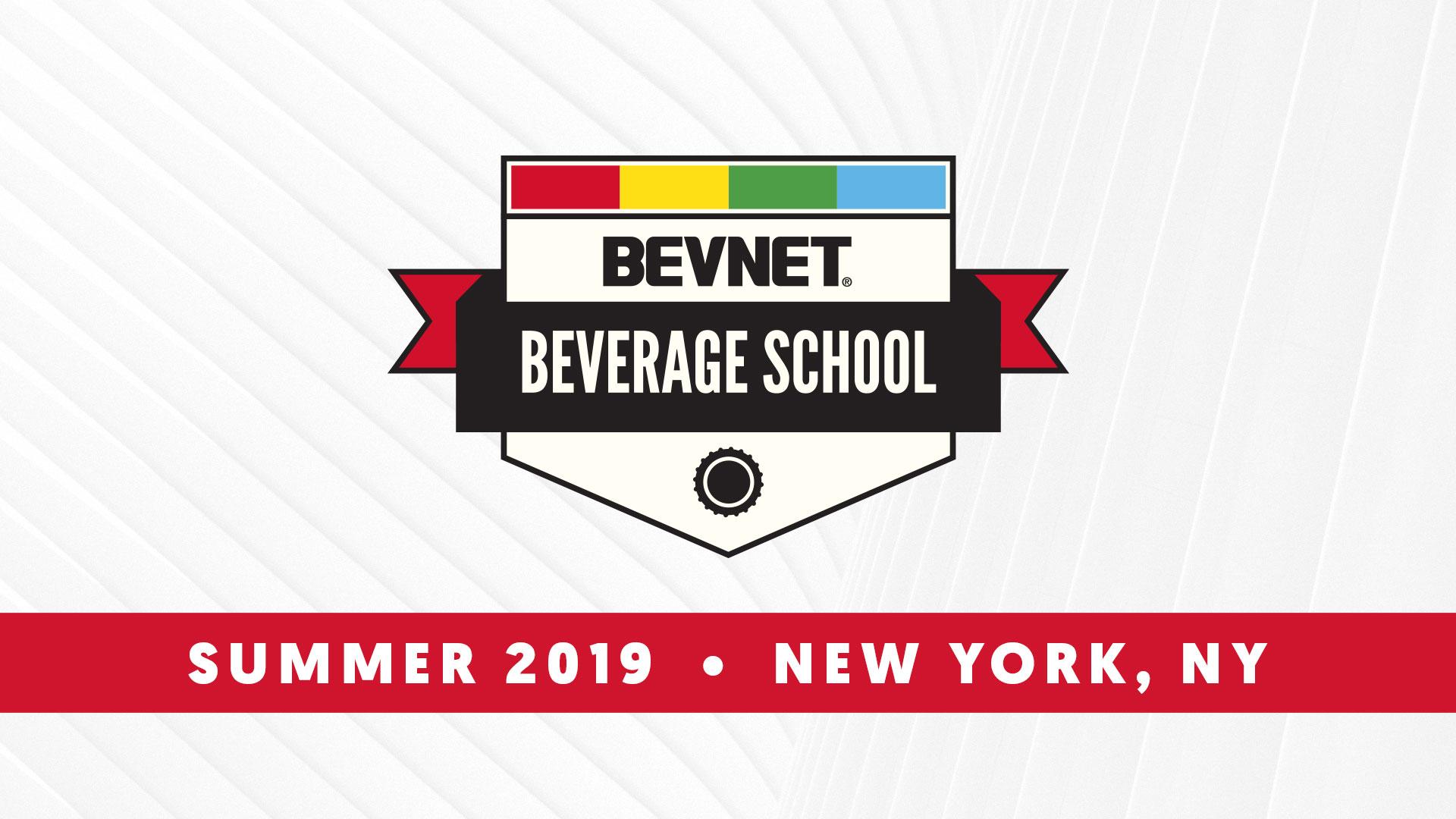 BevNET Live Summer 2019: Beverage School