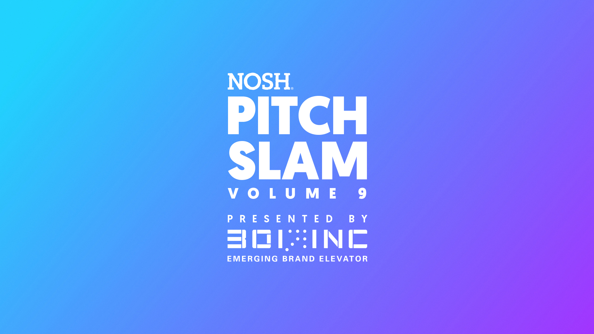Pitch Slam Volume 9