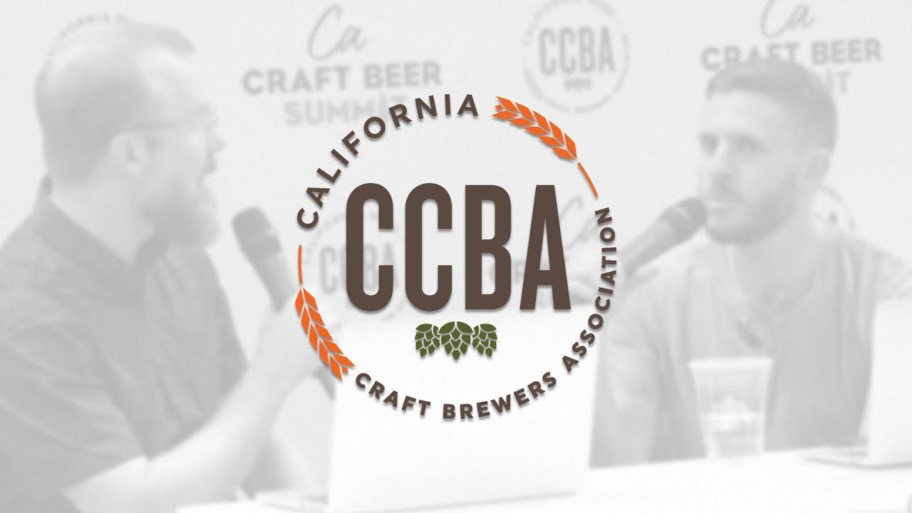 2018 CA Craft Beer Summit
