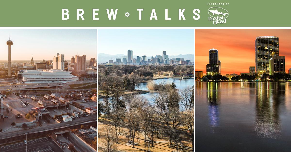 Brew Talks Meetups