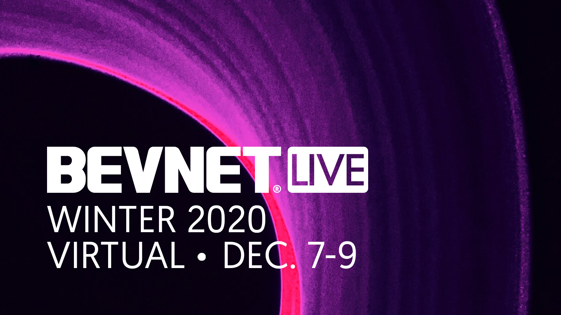 BevNET Live Winter 2020