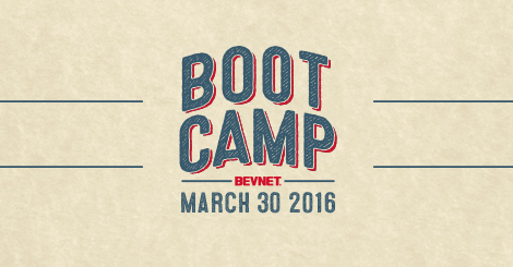 BevNET Boot Camp Boston 2016