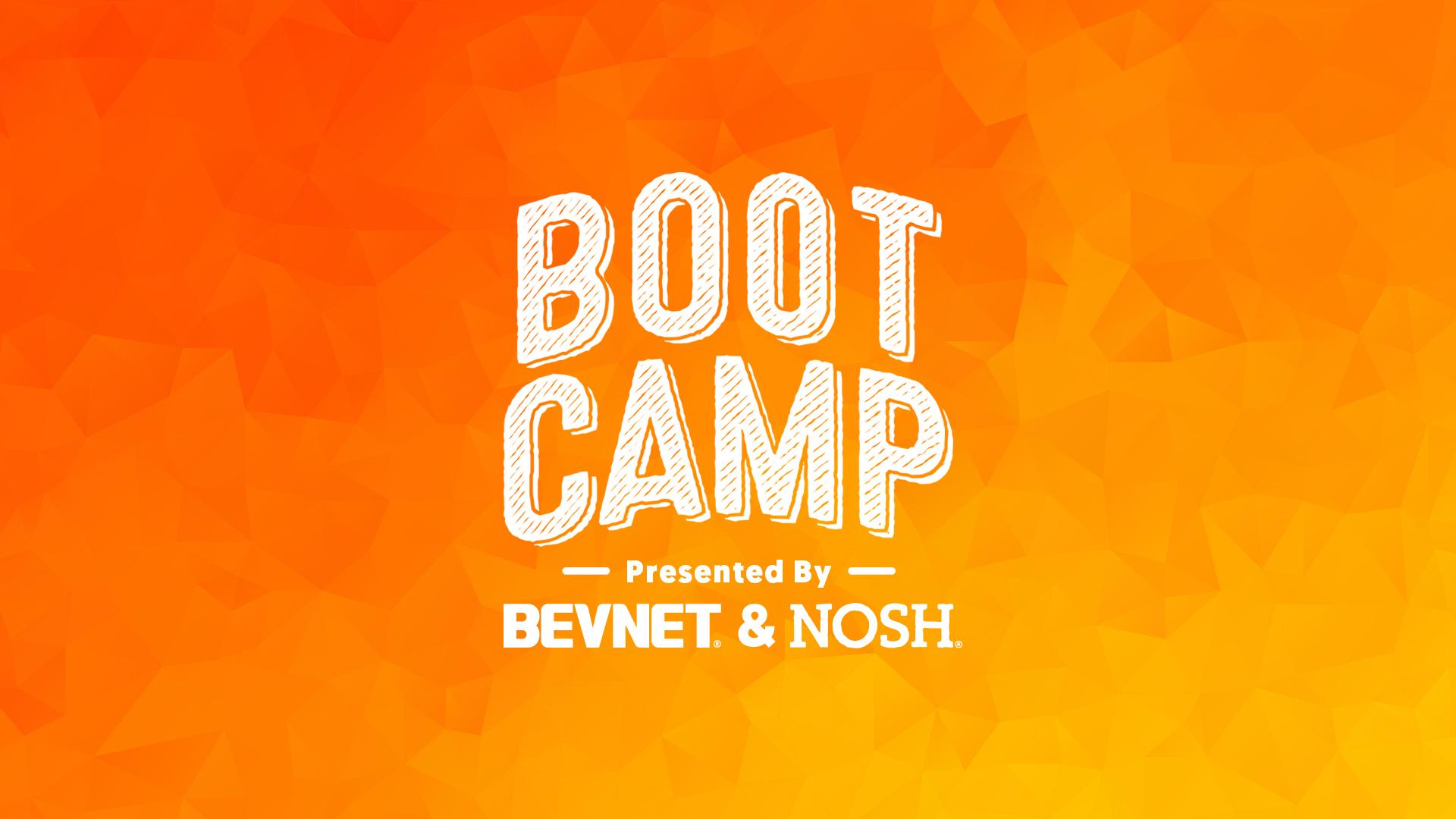 BevNET & NOSH Boot Camp 2021