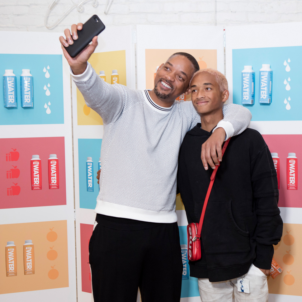 Taste Radio Ep. 104: JUST Why Are Will & Jaden Smith Invested in This Water Brand?