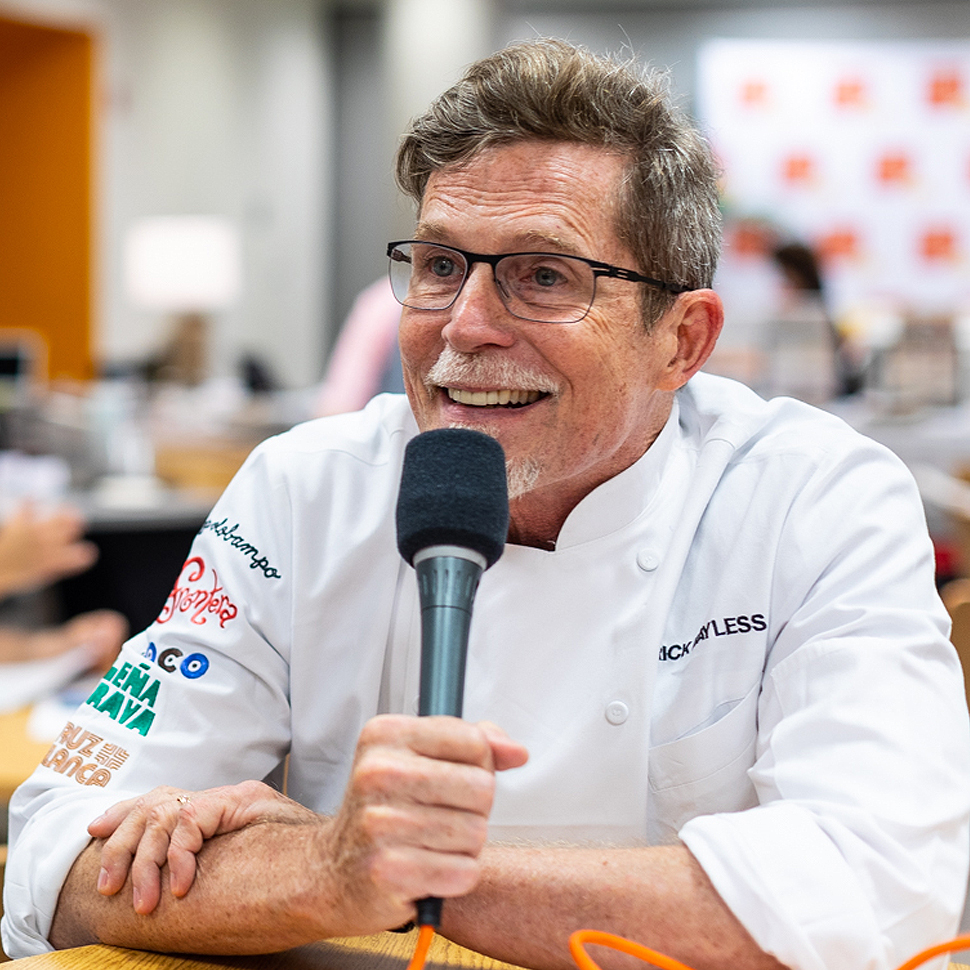 "Taste Radio Ep. 121: Acclaimed Chef Rick Bayless: ""I Want the Real Deal"""