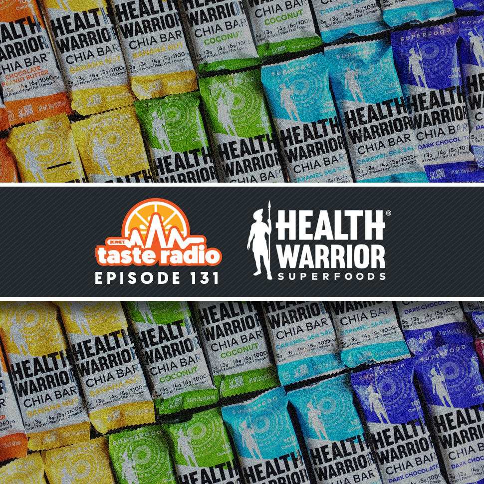 Taste Radio Ep. 131: The DIY Project That Defines Health Warrior and Helped Create a Powerhouse Brand