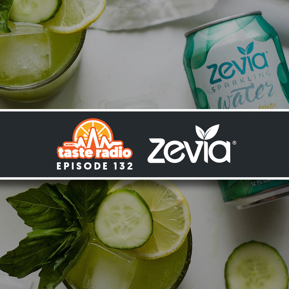"Taste Radio Ep. 132: Zevia CEO Paddy Spence: ""It's About Being One Percent Better Each Day"""