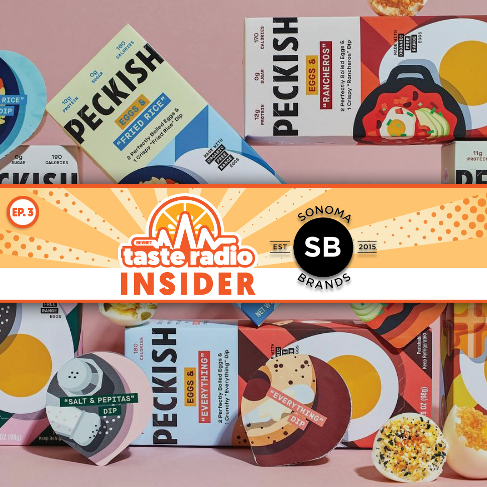 Taste Radio Insider Ep. 3: How to Get Sonoma Brands Founder Jon Sebastiani To Invest In Your Business; Hot Trends from NACS 2018