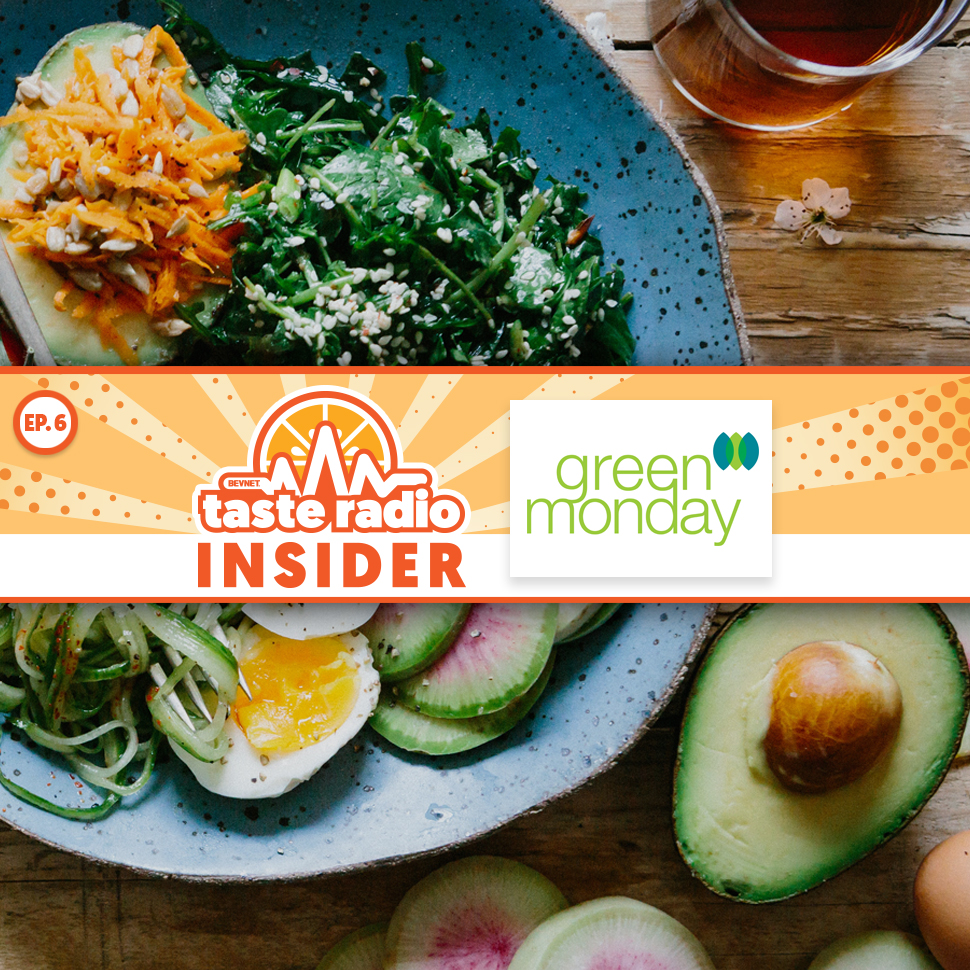 Taste Radio Insider Ep. 6: The CBD Gold Rush; David Yeung's Dream of a Green Monday and Omnipork For All