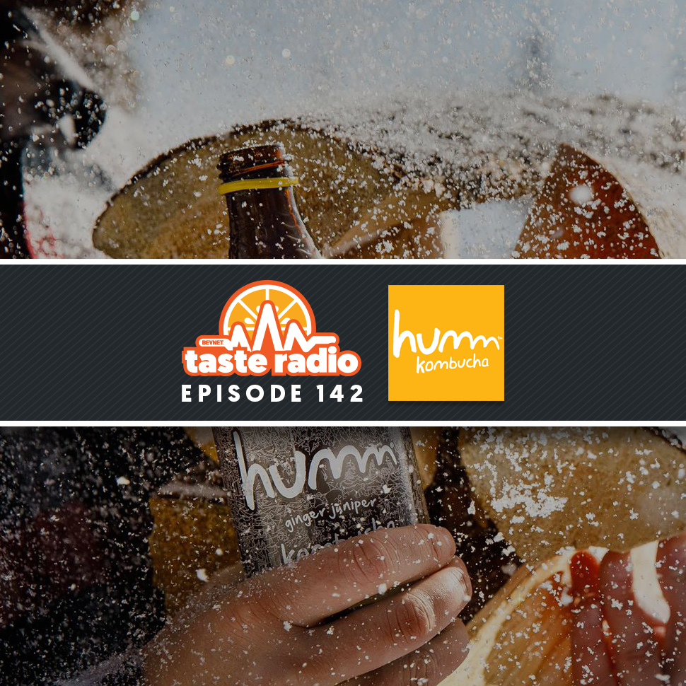 Taste Radio Ep. 142: Humm Kombucha CEO Jamie Danek On The Number One Thing Good Leaders Must Do