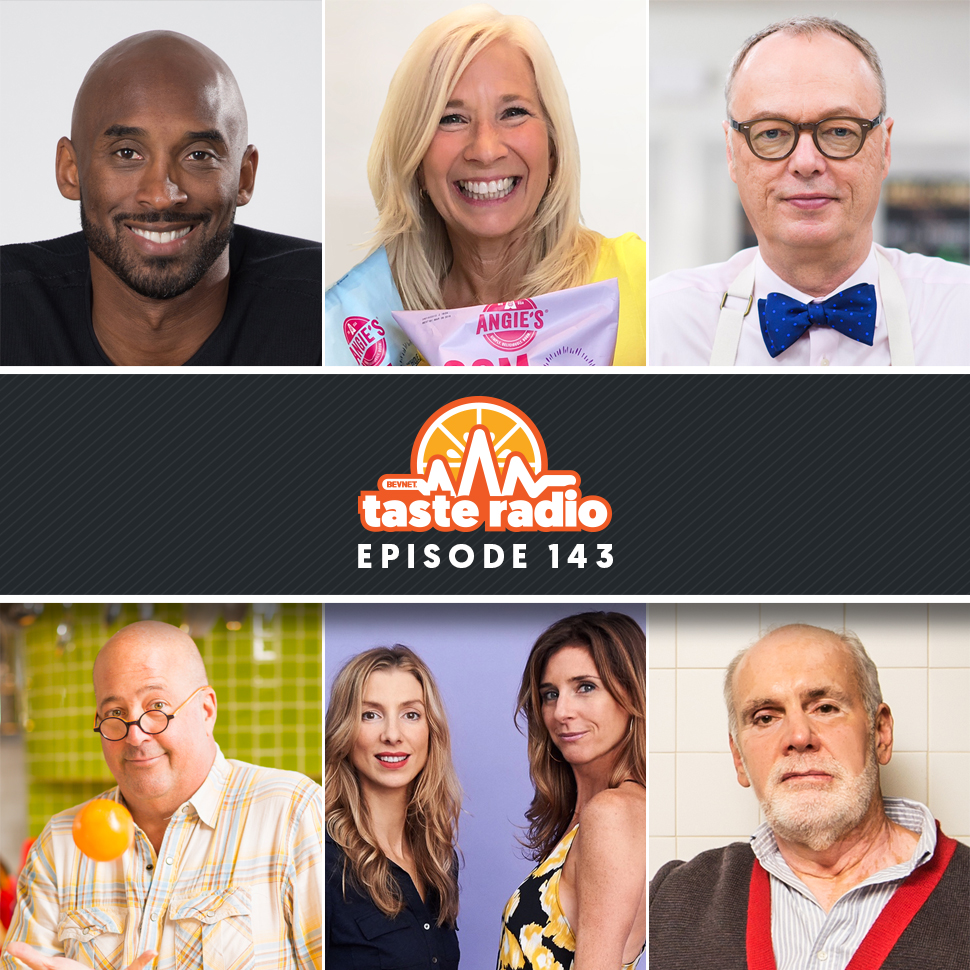 Taste Radio Ep. 143: The Best of Kobe, Angie, Zimmern, 'Zona and More