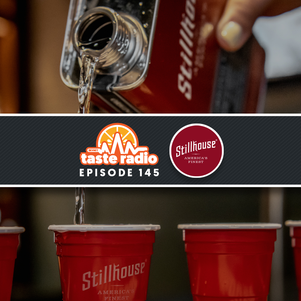 Taste Radio Episode 145: Starter, Steel & Swagger — The Rise of Stillhouse Spirits