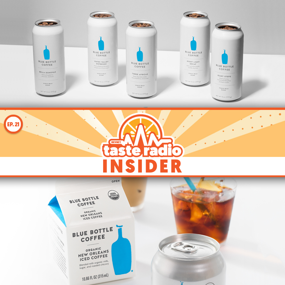 Taste Radio Insider Ep. 21: This is Why Nestlé Invested a Half-Billion in Blue Bottle Coffee