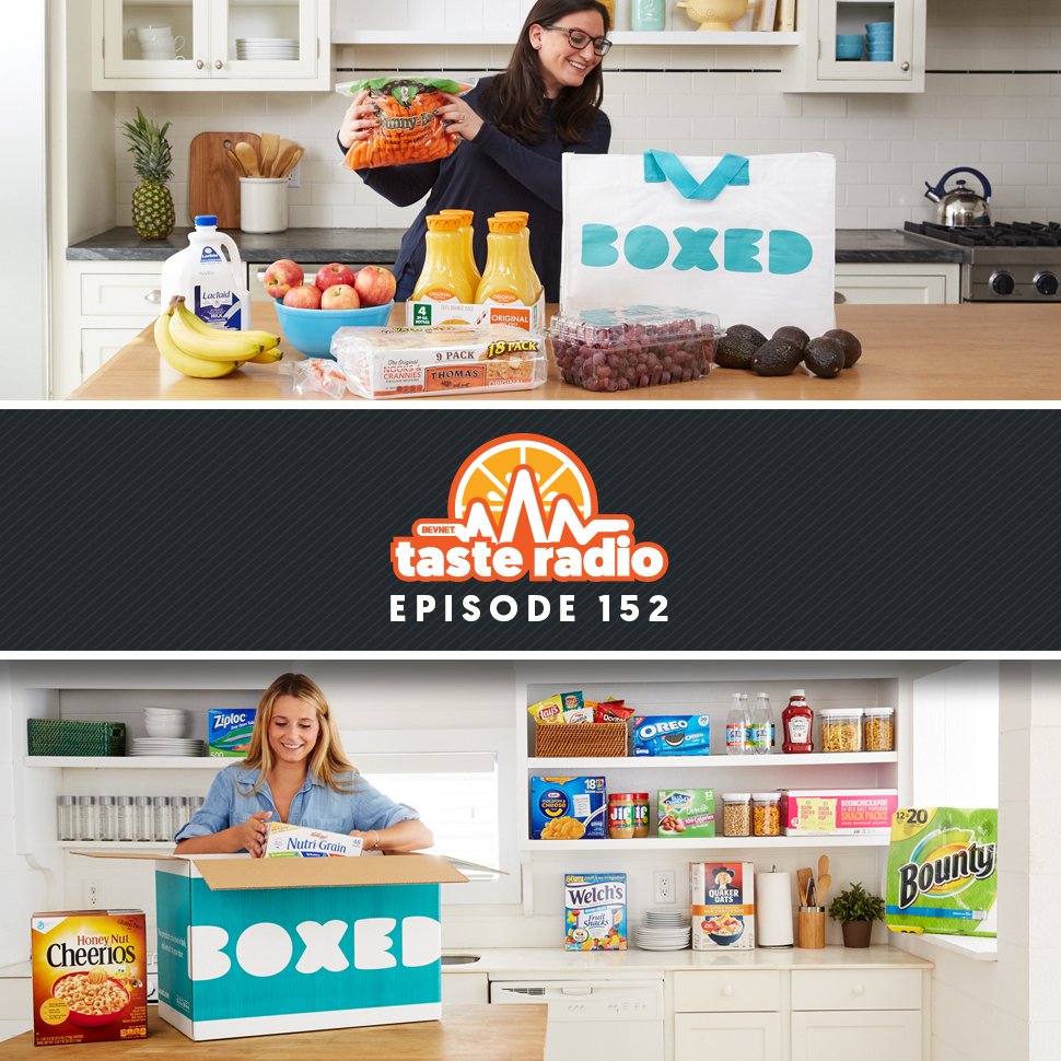 Taste Radio Ep. 152: Why Boxed's CEO Believes The Future of Online Food Shopping 'Will Feel Like Netflix'