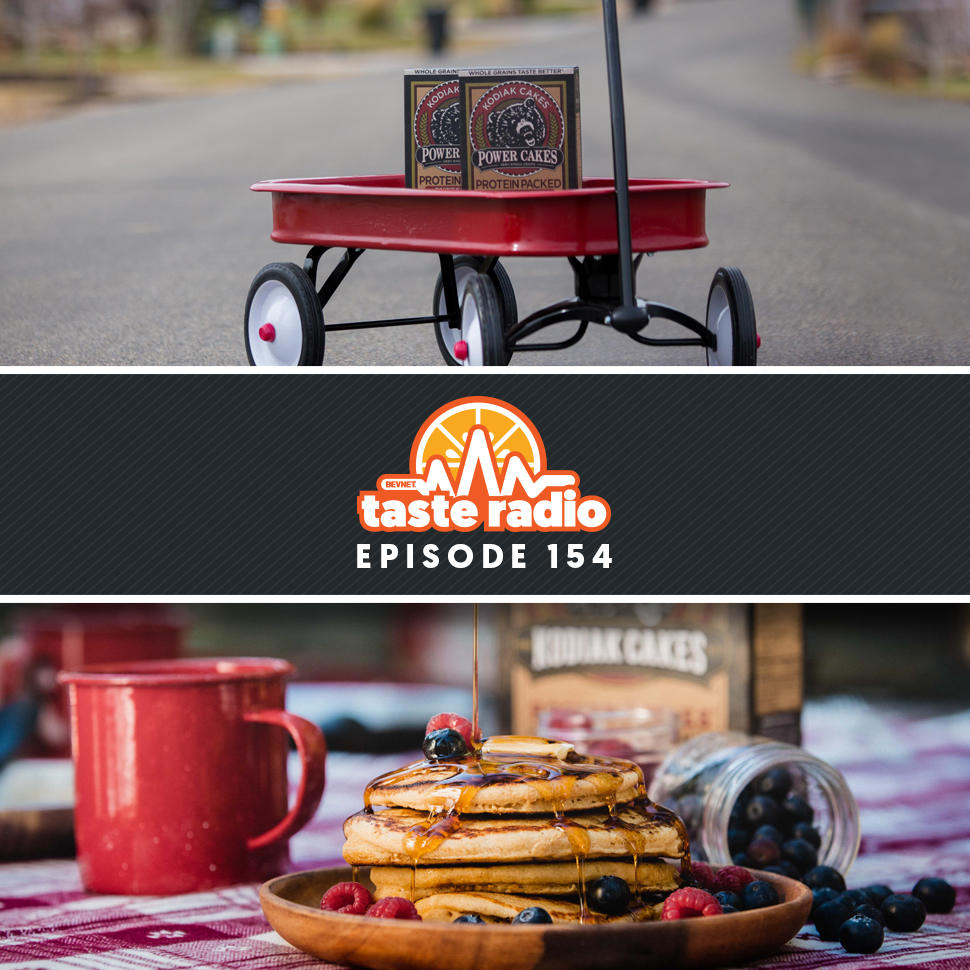 Taste Radio Ep. 154: How Does a Side Hustle Become a $100M Brand? Ask The CEO of Kodiak Cakes.