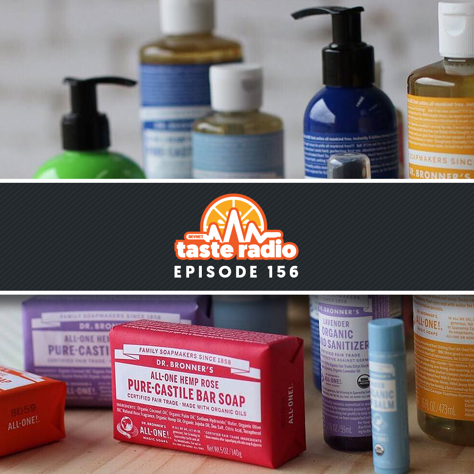 Taste Radio Ep. 156: Why Psychedelics and Soap Might Just Save the World