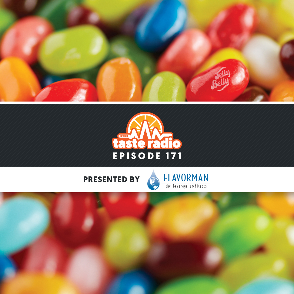 Taste Radio Ep. 171: How Jelly Belly Turned a Colossal Failure Into One of Its Greatest Successes