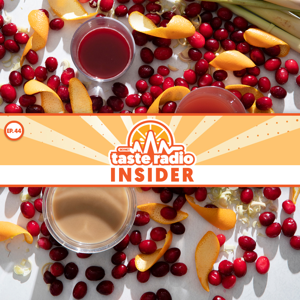 Taste Radio Insider Ep. 44: This Innovation Guru Gets Personal About The Future of Food