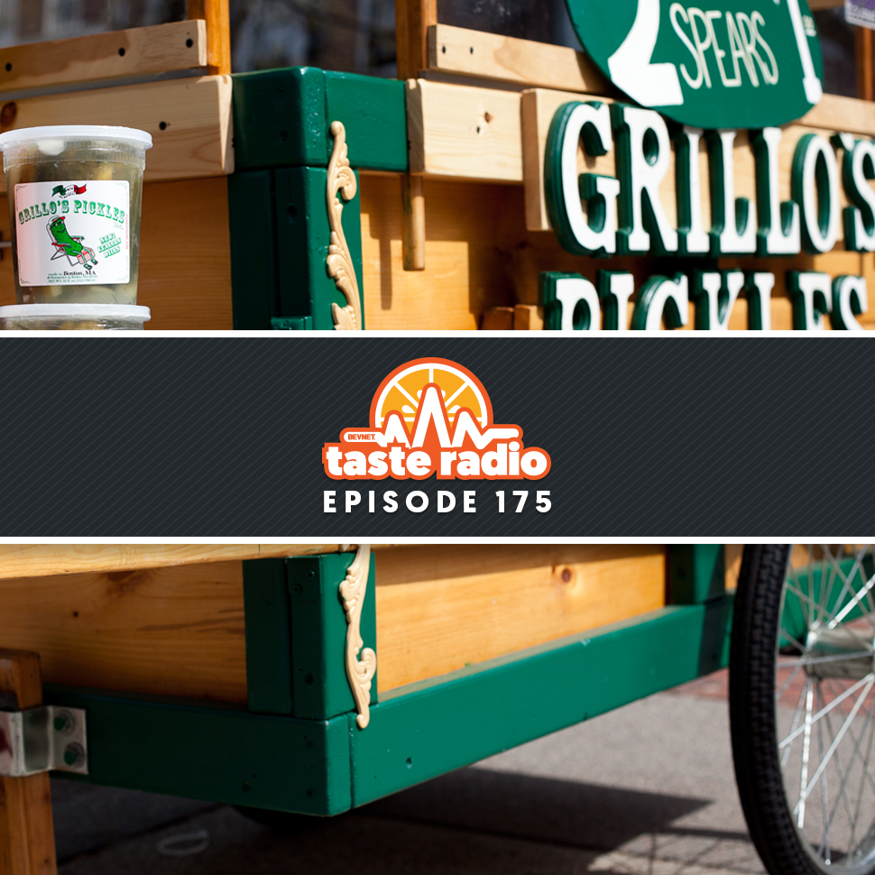 Taste Radio Ep. 175: They Called Him Crazy. Now They're Eating Their Words… And His Pickles.