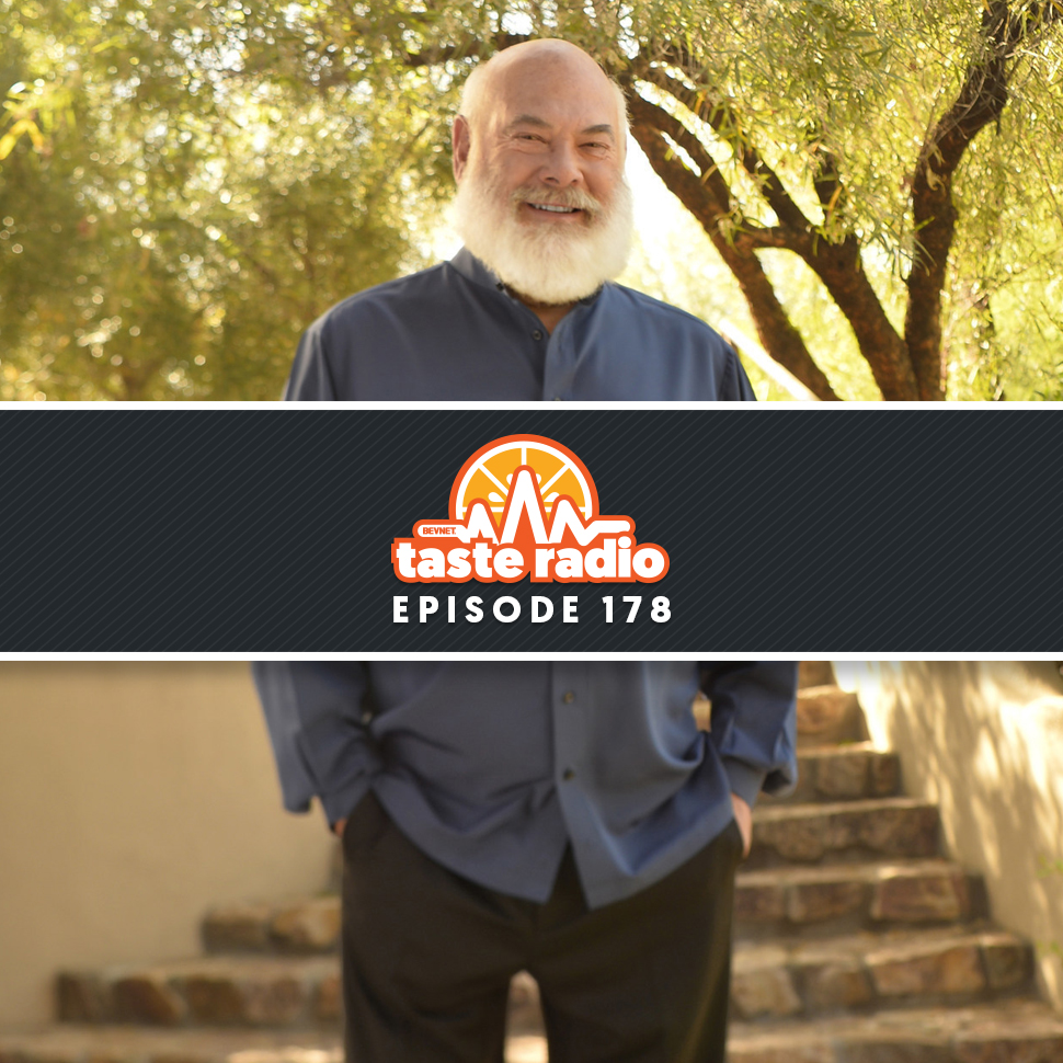 Taste Radio Ep. 178: You Might Be Surprised By Dr. Andrew Weil's Take On Top Of Mind Trends
