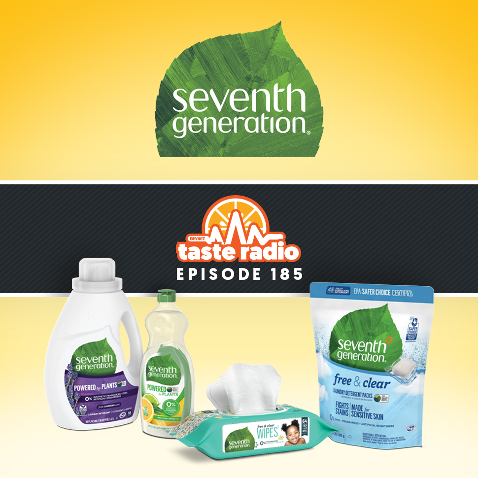 Taste Radio Ep. 185: Seventh Generation's Hollender: Your Brand Might Be 'Less Bad,' Not Truly Good