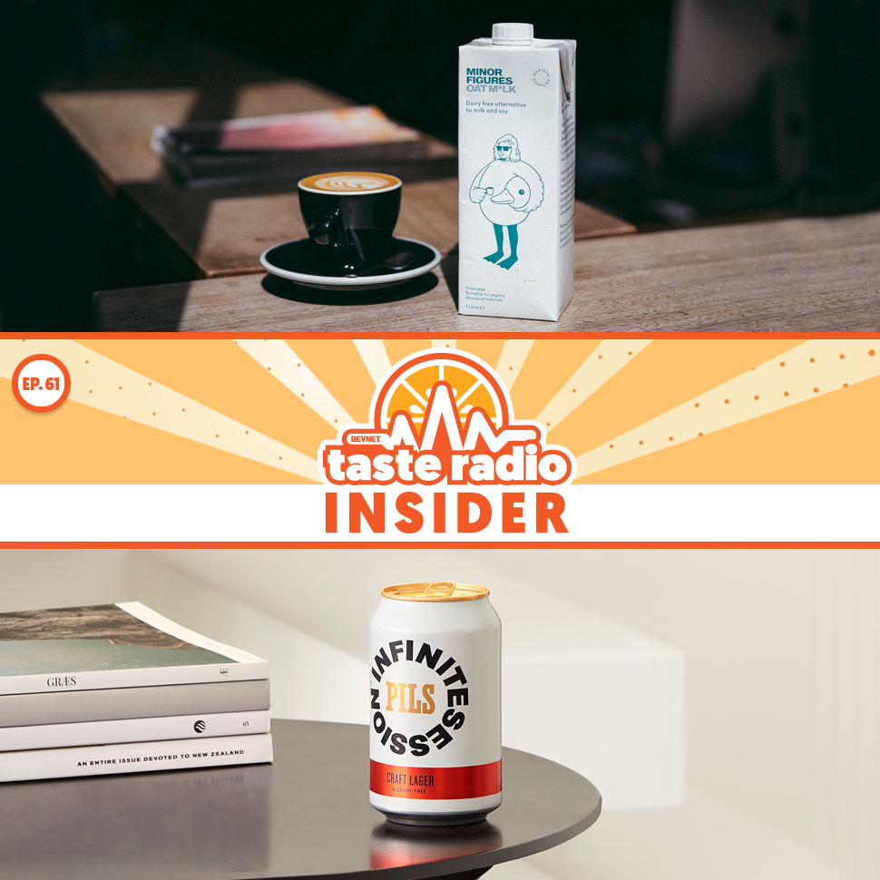 Taste Radio Insider Ep. 61: There's White Space For The Taking. Here's How To Find It.