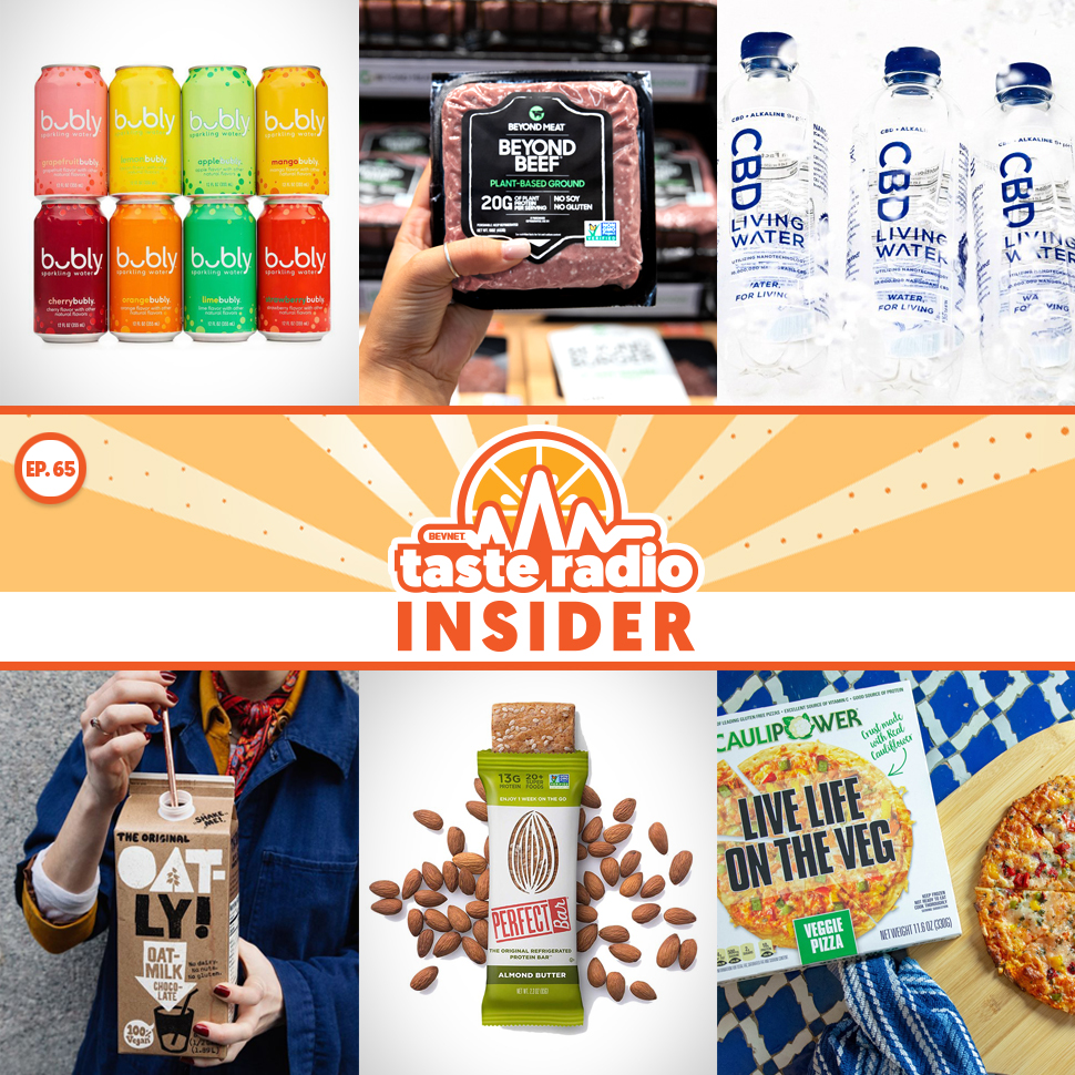 Taste Radio Insider Ep. 65: The News, Trends & Innovation That Shaped 2019